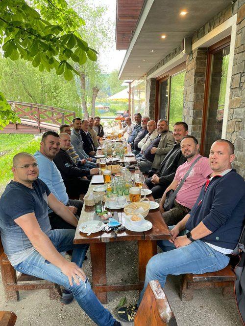 Stretnutie lodníkov Žilina 2021